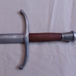 détail épée damas