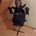 support équipement de kendo