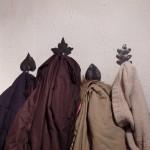 porte manteau habillé