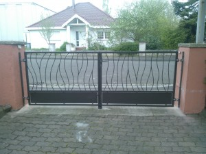 dessin portail