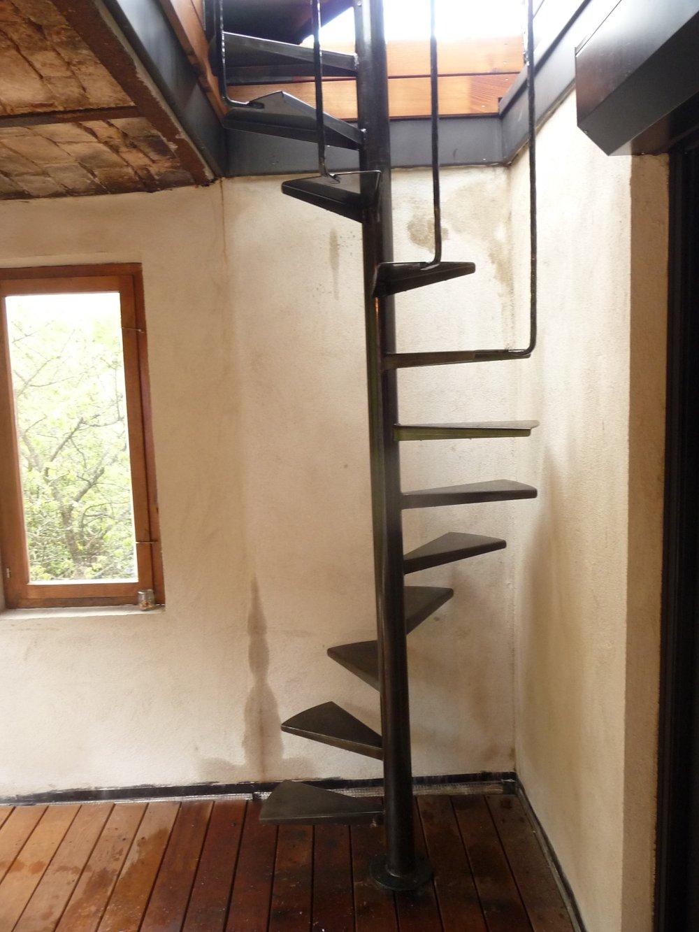 garde corps de terrasse et escalier h 233 lico 239 dal forge emmanuel fernex